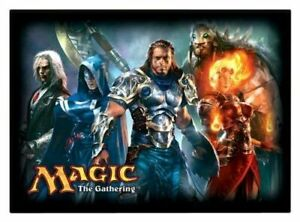 UP MTG PLANESWALKER SLEEVES 2012 NEW! 80 count