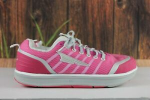 Altra Intuition 2 Pink Grey Zero Drop A2333-2 Running Women's Shoes Size 7.5 US