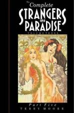THE COMPLETE Strangers in Paradise Vol. 3, Pt. 5 by Terry Moore