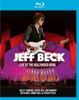 Jeff Beck Live at the Hollywood Bowl New Region B Blu-ray