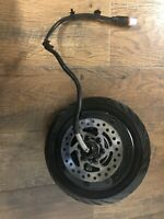 BOOSTED REV SCOOTER  Hub Motor (REAR)  with Tire Tube Disc Brake Wire Yes Works