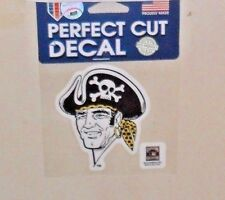 PITTSBURGH PIRATES  4 X 4 DIE-CUT DECAL OFFICIALLY LICENSED PRODUCT