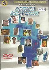 AFRICA SOUVENIR - FRANCES Música DVD - Vol. 2