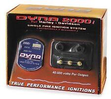 Dynatek D2Ki-5P 2000i Harley Ignition Coil Kit 70-98 w/ D2Ki-1P & DC6-5 coil
