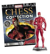 Marvel Chess Figurine #5 Daredevil White Pawn Eaglemoss