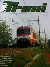 I Treni 237 2002 Locomotive ALe 840 agli sgoccioli
