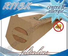 R113K 8 sacchetti filtro carta x Rowenta Slim Line RH 520