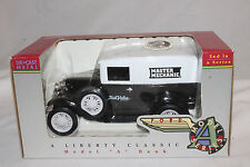 Liberty Classics 1930 Ford Model A Panel Truck, Master Mechanic, Mint Boxed