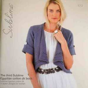 The Third Sublime Egyptian Cotton DK Book 672