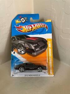 Hot Wheels 1985 Chevrolet Camaro Iroc-Z #22/50 2012 New Models D3