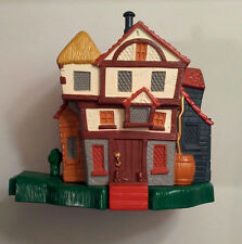 2001 Harry Potter Ron Weasley Cottage House Playset Polly Pocket 5in. Tall