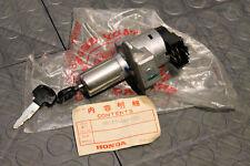 NOS Honda ignition lock set # 35010-449-000 fits 78-81 CX500  NEw CX 500