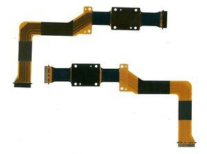 LCD Flex FPC Cable Ribbon Para JVC Gc PX100 P100