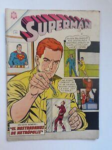 SUPERMAN #548 - ORIGINAL COMIC IN SPANISH - MEXICO - NOVARO