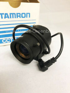 "13VG358T Tamron Objektiv 1/3"" 3,5 - 8 mm. ,F1.4 DC, C-mount   Neu / New"