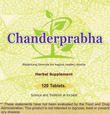 Chanderprabha Vati (Urinary Support) (Herbal Supplement) 90 Tablets, 500 Mg