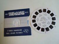 Vintage Sawyers Viewmaster Reel - C6802 THE COAST OF DALMATIA II YUGOSLAVIA