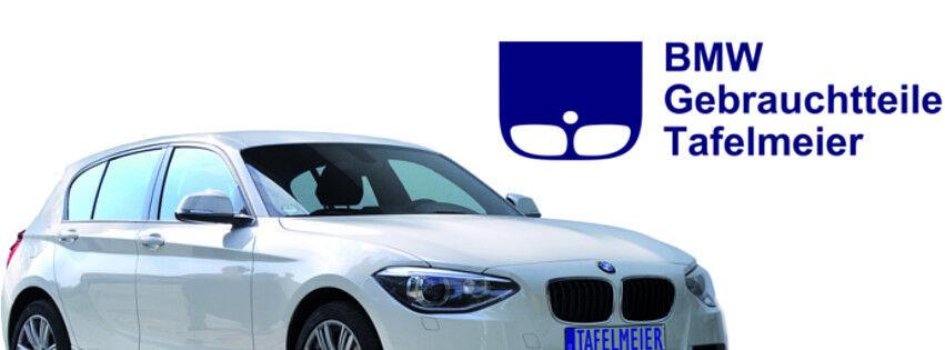 BMW-Gebrauchtteile-Tafelmeier