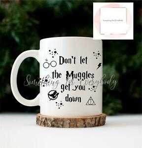 Harry Potter Mug Choose From 8 Designs 11oz Ceramic Cup Coffee Present Gift