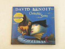 DAVID BENOIT - ORCHESTRAL STORIES - CD DIGIPACK PEACON 2005 - NM/VG++