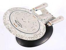 Eaglemoss Diecast Star Trek USS Enterprise NCC-1701-D #01 EM-ST0001 w/Magazine