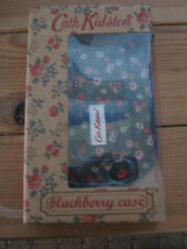 Cath Kidston Blackberry sleeve / case / cover  - Blue oilskin - NEW