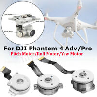 Replacement Repair Parts Gimbal Roll/Yaw/Pitch Motor For DJI Phantom 4