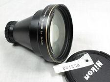 Nikon Tele Converter TC-E3ED 3X für Coolpix neuwertig mit Kappen