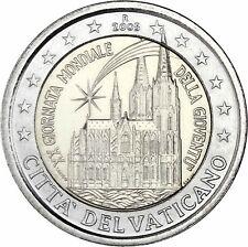 Vatikan 2 Euro 2005 Weltjugendtag in Köln Gedenkmünze im Folder