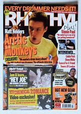 Rhythm Magazine & CD: July 2007, Vinnie Paul, Arctic Monkeys...Etc.