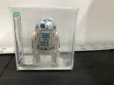 Vintage Kenner Star Wars R2-D2 W/Sensorscope AFA 85 No COO