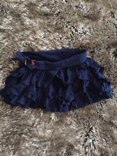 RALPH LAUREN Designer Navy Skirt 18 Months