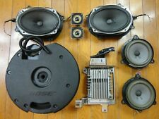Bose 8-Piece Car Sound System *Powered Speakers Nissan Rouge 2008-2015