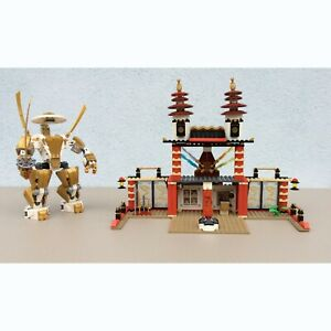 LEGO NINJAGO - 70505 - Temple Of Light - Le temple de la lumiere - SET