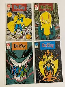 Doctor Fate set from:#1-4 DC 1st Series 4 different books 8.0 VF (1987)