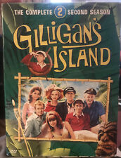 Gilligans Island The Complete Second Season DVD Box Set 3 Disks NEW