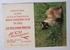 """""""Katzen, Taschenkalender, Werbung"""" Jahr 1997 ♥ (51465)"""