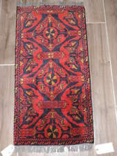 3x2ft. Handmade Persian Kargai Wool Rug