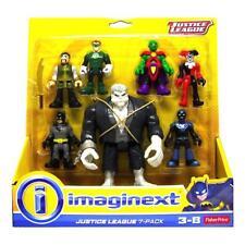 Imaginext DC Justice League 7pk Solomon Grundy Action Figure Fisher-Price DEALS