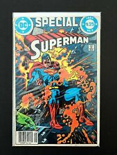 SUPERMAN SPECIAL #2 DC COMICS 1984 FN NEWSSTAND EDITION
