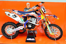 KTM 450 SX-F 2014 RYAN DUNGEY #5 SCALA 1:10 Die-Cast Model von NewRay