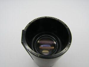 KODAK Projection Ektanar Lens 4 Inch f/3.5,  Carousel Ektagraphic Projector