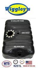 PLASTIC FUEL TANK MTS 4251L FOR 85-96 FORD BRONCO 33GAL 3 5/8″ SENDING UNIT HOLE
