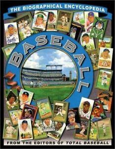 Baseball : The Biographical Encyclopedia