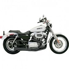Exhaust road rage 2-into-1 black - Bassani xhaust 14222J