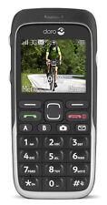 Doro PhoneEasy 520X Black Schwarz Senioren Handy Doro 520 Ohne Simlock NEU