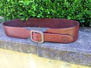 Cartridge Belt, Western Pattern Cowboy belt, Gun Belt