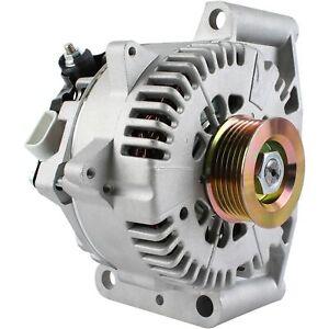 Alternator For 220 Amp 3.0L Ford Five Hundred Freestyle 2005-2007; HO-8442-220