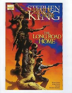 The Dark Tower: The Long Road Home # 2 of 5 NM Stephen King