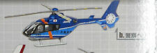 1/144 F-toys HELIBORNE COLLECTION 6 EC135 02b Police